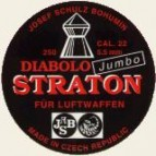 Diabolo JSB Jumbo Straton 250 ks