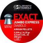Diabolo JSB Exact Jumbo Expres 250 ks