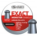 JSB Exact Monster Redesigned