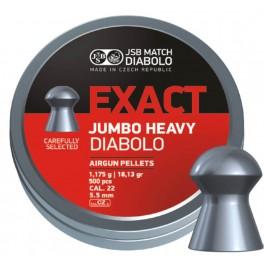 Diabolo JSB Jumbo Exact Heavy