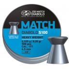 Blue Match Diabolo JSB