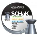 Diabolky  SCHak pre tréningovú ISSF športovú streľbu
