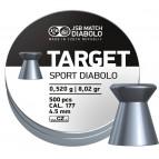 Diabolo JSB Target Sport 4,5 mm