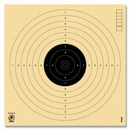 Terč ISSF  vzduchová pištoľ 10 m