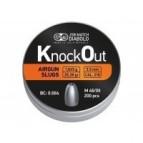 Diabolo Slug JSB KnockOut cal. 5,5 mm