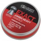 Diabolo JSB Exact Jumbo Heavy (250ks)