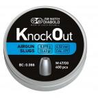 diabolo Slug JSB Knockout 4,52 mm