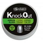 Diabolo Knockout Slug MK II kal. 6,35