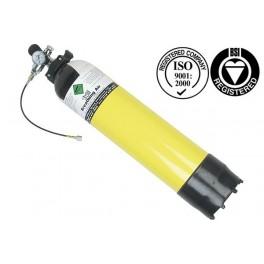Fľaša na stlačený vzduch 7 l pre plnenie PCP vzduchoviek