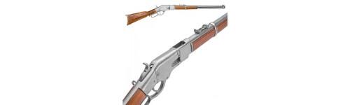 Dlhé western zbrane